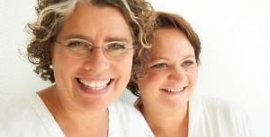 Inhaberinnen Annett und Sandra Schaper