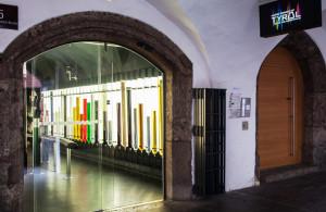 Magic Drinks Of Tyrol Corporate Architecture, entwickelt von der Markenagentur Menori Design aus Hamburg und New York