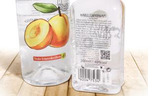 Der Echte Tiroler Packaging, entwickelt von der Markenagentur Menori Design aus Hamburg und New York