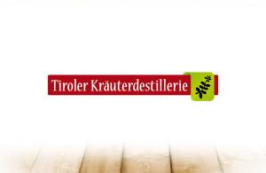 Tiroler Kräuterdestillerie Packaging, entwickelt von der Markenagentur Menori Design aus Hamburg und New York