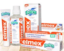 GABA Elmex Packaging, entwickelt von der Markenagentur Menori Design aus Hamburg und New York
