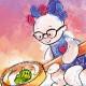 Kinderbuch Illustration von der Markenagentur Menori Design aus Hamburg und New York