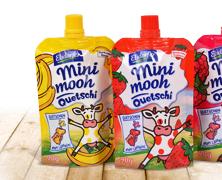 Heideblume Mini Mooh Packaging, entwickelt von der Markenagentur Menori Design aus Hamburg und New York
