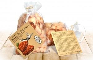 Petz Holding Tirol geniessen Packaging, entwickelt von der Markenagentur Menori Design aus Hamburg und New York